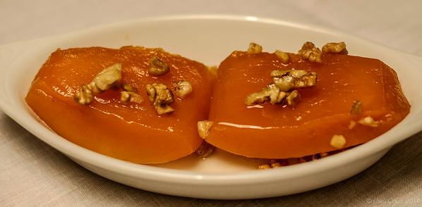 Turkish Style Pumpkin Pudding